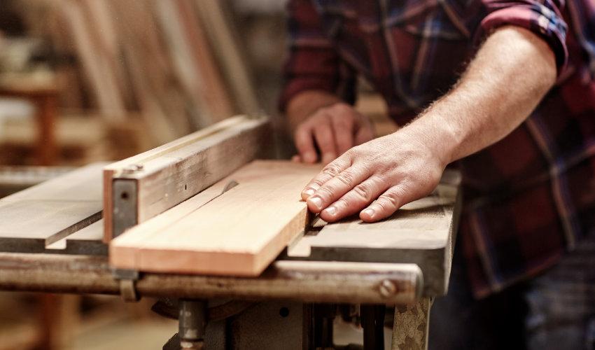 Carpintería de madera en Almería